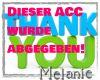 Danke für Alles
