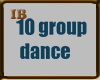 [6V12] 10 GroupDancs