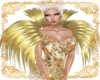 Goddess Shoulder Feather