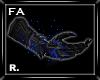 (FA)ForearmAura R Blue