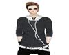 [HK] black sweater