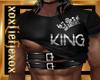 [L] KING Silver Top M