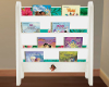 Kids Moana Bookshelf