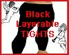 Black Layerable TIGHTS