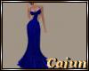 Cobalt  Elemental Gown