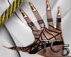 Hallows spidernet glove