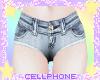 jean shorts (RL) ❤
