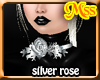 (MSS) Silver Roses