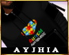 """a"""" Autism Hoody M BLK"""
