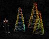 Animated Christmas Lamps