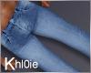 K dane blue jeans