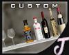 Jos~ Navius: Bar Shelf 1