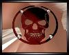 RedSkull Diam Earrings