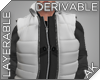 ~AK~ Winter Puffer Vest