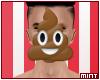 .M| poo emoji