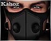 *K* black mask