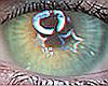 Star Eyes Green