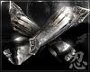 忍 Slayer Gauntlet L