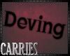 C Deving Head Sign