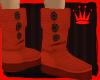 Orange Ugg Boots