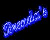 (1M) Brenda's Neon Blue