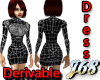 J68 Anna Derivable Dress