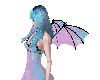 Pastel Goth Demon Wings