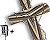 D+ Wood Cross