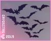 C! Flying Bats F/M  Ink