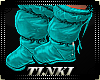 Winter Boots/TEAL