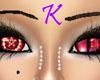 Ciel Demon eyes