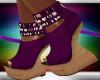 LTR SmmrJewel Plum Shoes