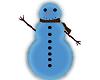 Snowman in Scarf