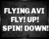 MARVEL FLYING AVI