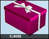 C|Pink Giftbox