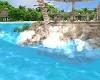 Waves + splashes
