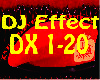 Effect DX 1-20♫