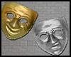 Comedy/Tragedy Masks