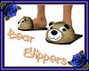 Cute Bear Slippers