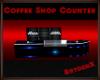 {B} Coffee Counter