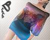 !B! Galaxy Dress