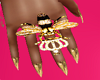 Queen Bee Large Ring V2