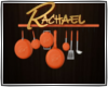 Rachael Ray orange pots