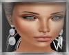 [W] earring perles