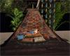 Jungle pillow lounge