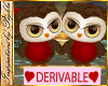 I~Dev Love Owls