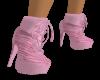 Pink HiHeel Sneekers