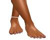 wavey toenails