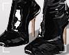 ṩ Lora Boots Blk