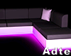 [a] Neon Couch Pur